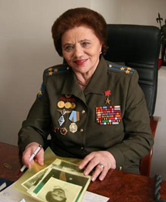 Il Colonnello Marina Popovich