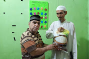 Pembina YP IPPI Petojo Salurkan Bantuan Untuk Majlis Ratib dan Dzikir Asmaul Husna Ibadurrahman