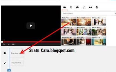 Cara Mengedit Video YouTube Menggunakan Youtube Video Editor