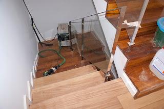 como lijar escalera de madera