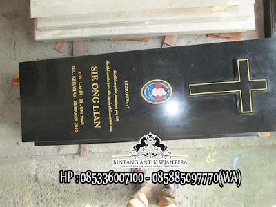 Contoh Kijing Kristen, Model Kuburan Kristen Modern, Harga Kijing Kristen