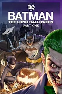 Batman: The Long Halloween, Part One [2021] [DVDR] [NTSC] [Latino]