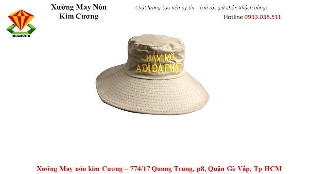 May nón tai bèo số lượng lớn ở Tây Ninh