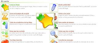 BoosterBlog tutorial de calificaciones rating blogger bau blogspot