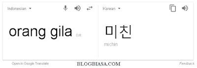 Ternyata (asal-usul) micin berasal dari (bahasa) korea | Michin
