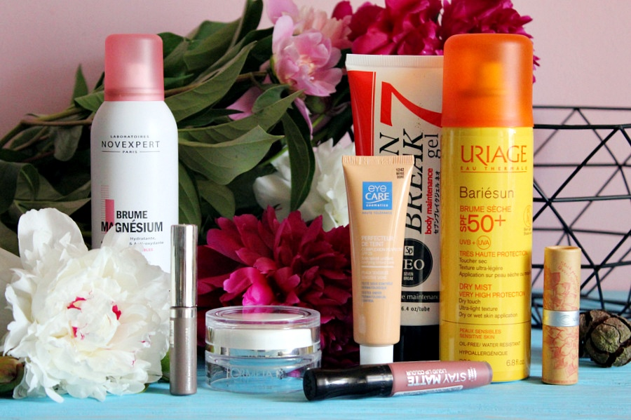 Фавориты мая TOP-8: Uriage, Novexpert, Hormeta, Eye Care, Rimmel, Couleur Caramel
