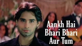 Aankh-Hai-Bhari-Bhari-Lyrics