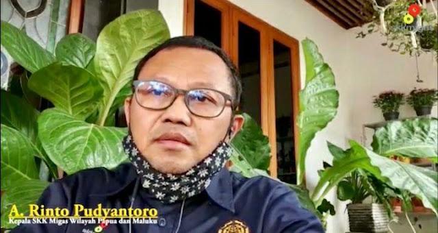 Rinto Pudyantoro Apresiasi Dukungan Pemerintah Maluku untuk Keberlangsungan Kegiatan Hulu Migas