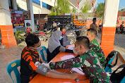 PW Sapma Aceh Sukses Vaksinasi 258 Orang Dalam Waktu 2 Jam
