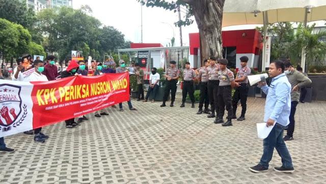 GERMAK Desak KPK Periksa Nusron Wahid terkait Amplop Serangan Fajar dan Rasuah di BNP2TKI