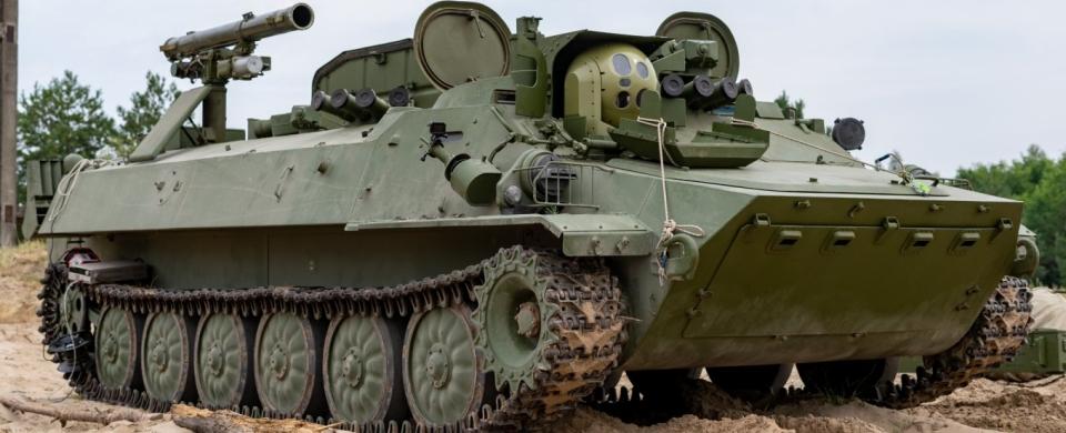 Модернізований СПТРК «Штурм-С» зробив перші пуски ракет