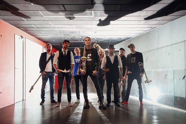 Avec son nouvel album, The HeadShakers passe un cap en direction du jazz funk