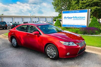 Lexus Repair Ann Arbor