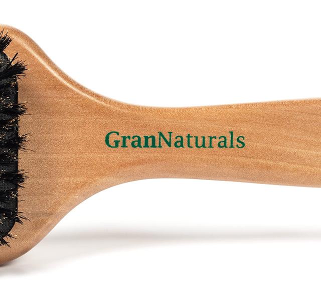 Best Brush for Thinning Hair Boar Brush