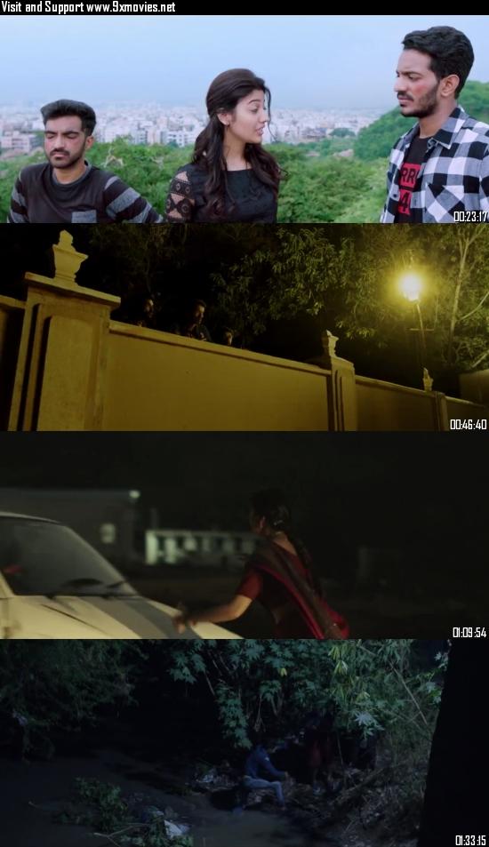 Teen Ghanchakkar 2021 Hindi Dubbed 720p HDRip 900mb