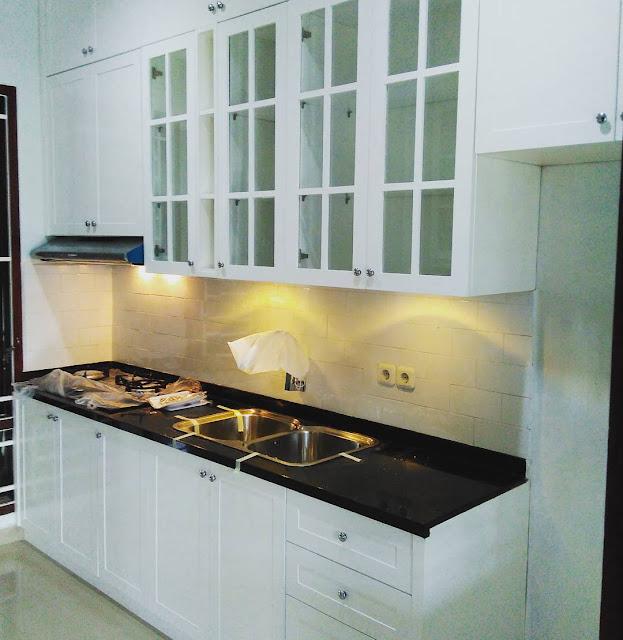 Kitchen Set Rumah Surabaya