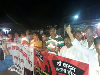 candel-march-for-gauri-lankesh-in-madhubani