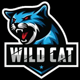 logo kepala kucing keren