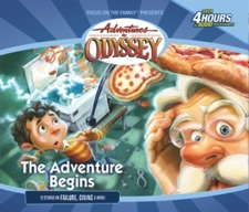 Adventures in Odyssey album - The Adventure Begins #01