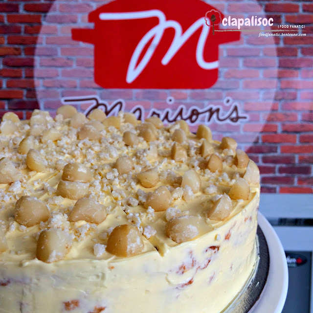 Sansrival from Marison's Antipolo