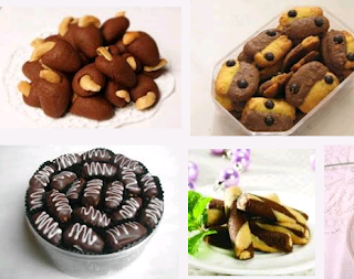 Resep Kue Kering Coklat Keju
