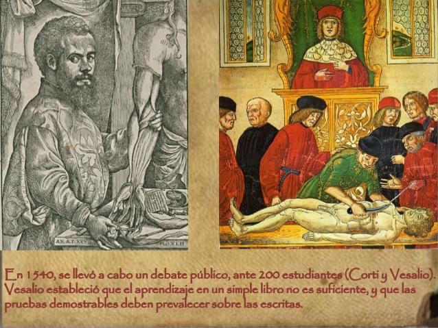 Araceli Rego, de lo humano a lo divino: VESALIO Y LA ANATOMIA