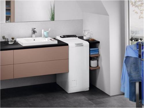 Beste bovenlader wasmachine AEG