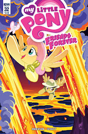 MLP Friends Forever #32 Comic