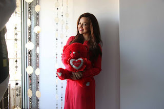 Actress Sana Khan Latest Special Valentines Day Pictureshoot Gallery 0008