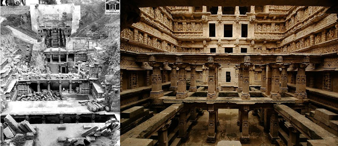 Rani ki Vav is in the city of Patan, Gujarat