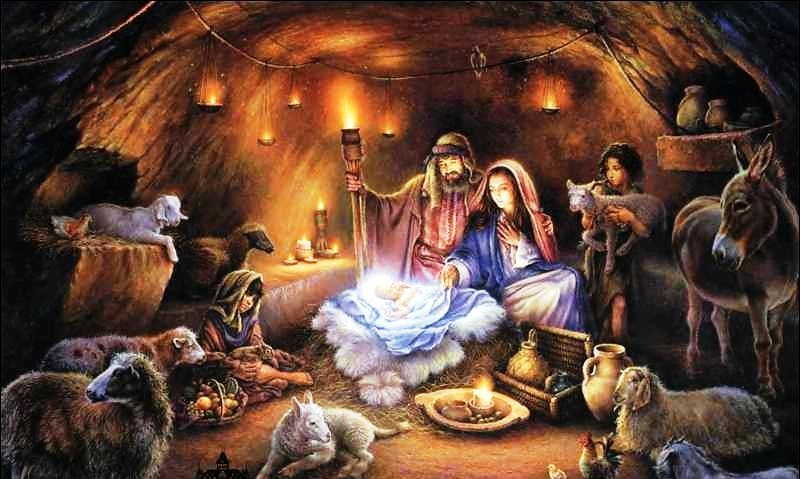 Merry Christmas Jesus Photos