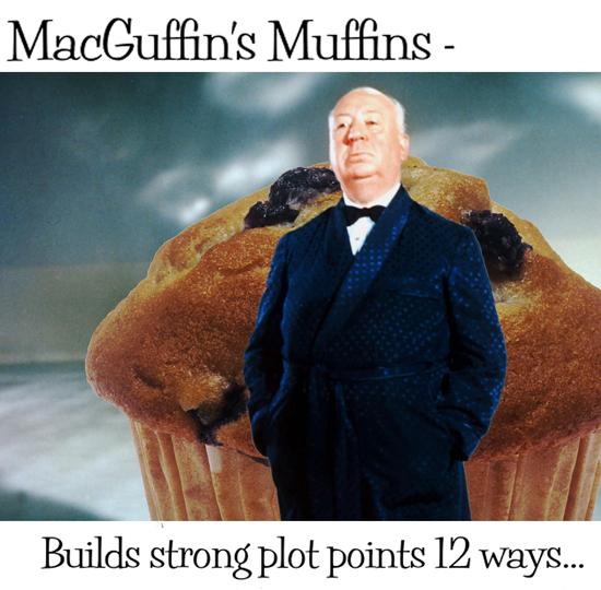 meet the macguffin muffin