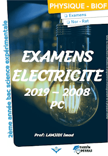 Examens nationaux PC ELECTRCITE