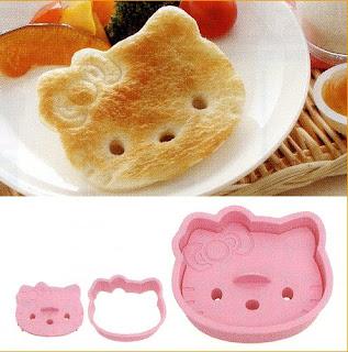Gambar Roti Hello Kitty 9