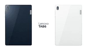 5G対応10.3インチタブレット「Lenovo TAB6」がソフトバンクから10月22日に発売へ