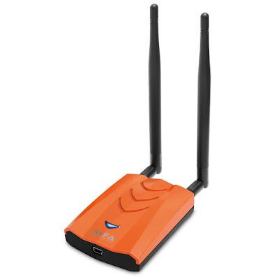 Alfa AWUS052NH USB Wireless Adapter Driver