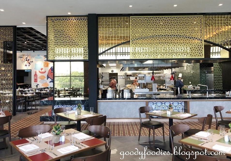 Goodyfoodies Quan S Kitchen Four Points By Sheraton Kuala Lumpur Chinatown