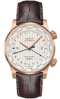 Mido Multifort GMT Automatic M005.929.36.031.00
