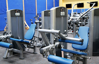 A way to select the Fitness Center of Your Life