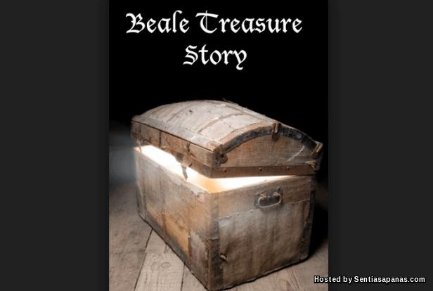 BEALE+TREASURE+MYSTERY