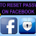 Reset My Facebook Password