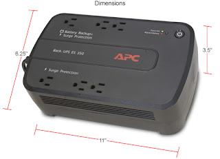 APC BE350G UPS
