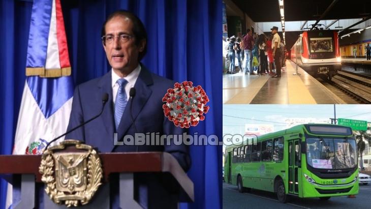 Video | Gobierno prohíbe circulación de autobuses e interrumpe servicios OMSA, Metro y Teleférico