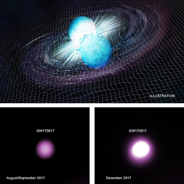 Gravitational wave event likely signaled creation of a black hole