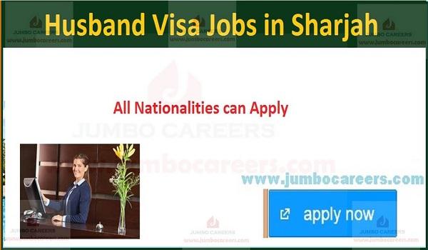 Current Receptionist jobs in Sharjah,