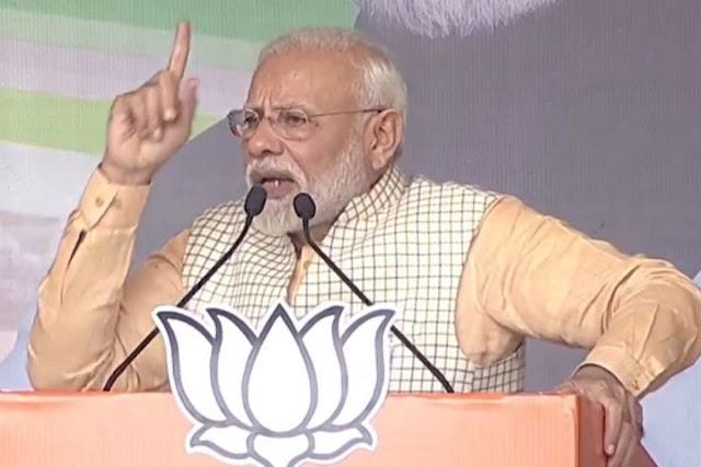 मोदी बोले, जवान हो गया है झारखंड; अब तो मौसम की तरह मत बदलिए मुख्यमंत्री!