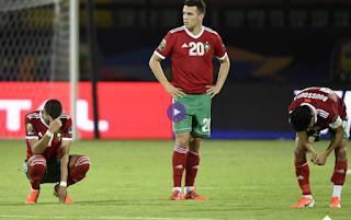 فيديو : بنين تفجر المفاجأة وتطيح بالمغرب من الكان
