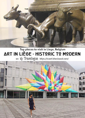 Places to visit in Liege Pinterest