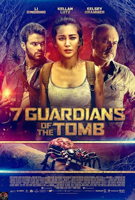 7 Guardians Of The Tomb 2018 Custom HD Dual Latino 5.1