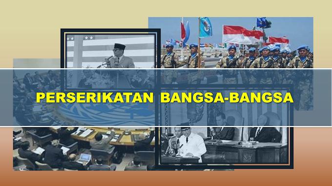 Perserikatan Bangsa-Bangsa : Sejarah Indonesia